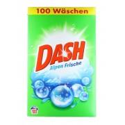 Dash Detergent automat 6.5 kg 100 spalari Alpen Frische