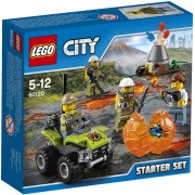 Lego City: Volcán: Set de introducción (60120)