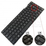 Tastatura Laptop Asus A450C layout UK + CADOU