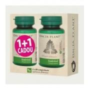 Antiviral echinacea & astragalus, 60 tablete (1 + 1 gratis)