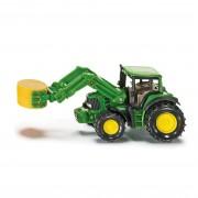 Siku Traktor John Deere med balgrip 1:87