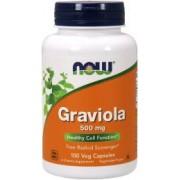 graviola 500 mg - 100 kapseln