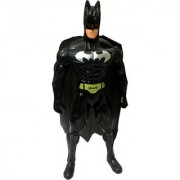 Batman Super Hero Action Figure Figurine Toy with Led Light (21 cms)