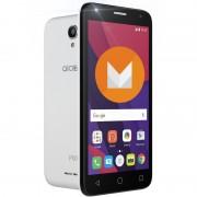 """Smart telefon Alcatel One Touch Pixi 4 (5) 5010X Beli, TFT 5"""" QC 1.3GHz/1GB/8GB/8&5Mp/6.0"""