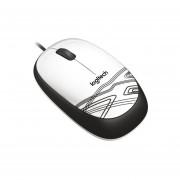 Mouse Logitech M105-Blanco