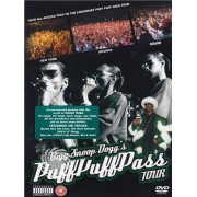 Video Delta Bigg Snoop Dogg's - Puff puff pass tour - DVD
