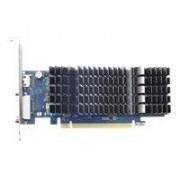 ASUS GT1030-SL-2G-BRK - Carte graphique - GF GT 1030 - 2 Go GDDR5 - PCIe 3.0 profil bas - DVI, HDMI - san ventilateur