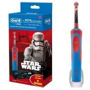 PROCTER & GAMBLE SRL Oral B Vitality Bambino Spazzolino Rotante-Oscillante Star Wars - Brown (972712448)