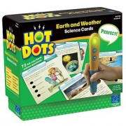 Educational Insights Hot Dots Science Set- Earth & Weather
