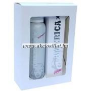 America White parfüm szett EDT 50ml + dezodor 150ml