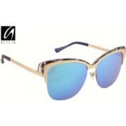 Aislin Butterfly Sunglasses(Green)