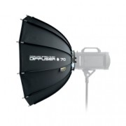 SMDV Speedbox-70B - softbox dodecagon montura Bowens, 70cm