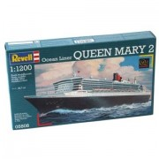 Maketa Revell Queen Marry 2 RV05808/70 CT