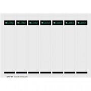 ORIGINAL Leitz Articoli da ufficio 1681-00-85 Ordnerrücken-Einsteckschild (31x190mm) Etichette per raccoglitori LEITZ, 31 x 190 mm, in cartone, di colore grigio, corte, larghe, adatte per raccoglitore LEITZ 1015, 175 pezzi