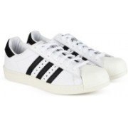 ADIDAS ORIGINALS SUPERSTAR Sneakers For Men(White)