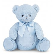 Bearington Collection Baby Huggy Bear Lullaby Animated Musical Plush Stuffed Animal Pink Teddy 13