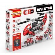 Engino Inventor 90 az 1-ben építőjáték - Motorizált multi modellek