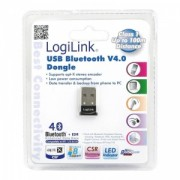 LOGILINK - Adaptor USB 2.0 Bluetooth 4.0 Micro