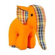 Jucarie textila U-GROW UG-AF09 Elephant 22 x 18 cm