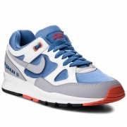 Обувки NIKE - Air Span II AH6800 400 Mountain Blue/Wolf Grey