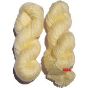 Vardhman Butterfly Cream 200 gm hand knitting Soft Acrylic yarn wool thread for Art & craft Crochet and needle