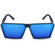 John Dior Wayfarer Sunglasses(Blue)