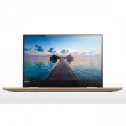 Лаптоп LENOVO YG720-13IKB/ 80X600A9BM, 13.3 FHD IPS AG TOUCH(SLIM), Intel Core i7-7500U