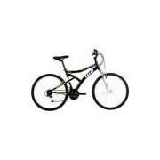 Bicicleta Caloi Andes Aro 26 21 Marchas MTB - Preto Fosco