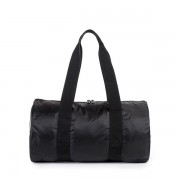 Skládací víkendová taška Herschel Packable černá