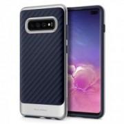 Carcasa Spigen Neo Hybrid Samsung Galaxy S10 Plus Arctic Silver