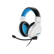 Sharkoon Auriculares Gaming SHARKOON Rush Er3 Microfono Blanco