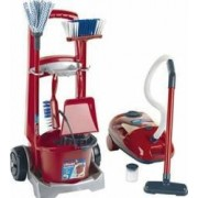 Joc de rol Klein Cleaning Trolley And Vacuum Cleaner