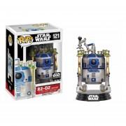 Funko Pop R2-d2 Jabba Skiffs Droid Exclusivo Star Wars Nuevo
