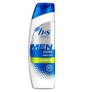 H&S MEN CHAMPU ANTICASPA ULTRA PURIFICANTE 300ML