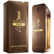 Perfume Hombre 1 Million Prive Edp 100 Ml Paco Rabanne