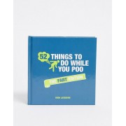 Books 52 things to do while you poo - fart edition-Multi - female - Multi - Size: No Size