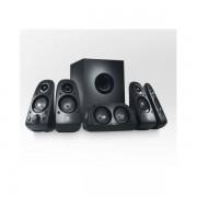 Logitech Z506 5.1 zvučnici, za kućno kino, crna 980-000431