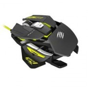 Mouse Gaming MAD CATZ R.A.T. PRO S Optic Negru-Galben