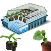 """ProBache """"kit de germination 40 godets lot X2"""""""