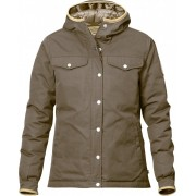 FjallRaven Greenland No.1 Down Jacket W - Taupe - Daunenjacken S