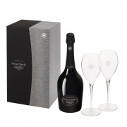 Laurent Perrier Grand Siecle 0.75L + 2 pahare