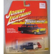 Johnny Lightning Thunder Wagons: 1950s Custom Rumblur Station Wagon