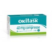 Dompe' Farmaceutici Spa Okitask 40 Mg Compressa Rivestita Con Film, 20 Compresse In Blister Al/Al
