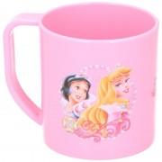 Disney Princess kinder drinkbeker mok lichtroze