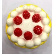 Simulación Strawberry Cake Juguetes Para Niños - Amarillo