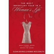 The Most Important Year in a Woman's Life/The Most Important Year in a Man's Life: What Every Bride Needs to Know/What Every Groom Needs to Know, Paperback/Robert Wolgemuth
