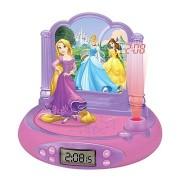 Lexibook Hercegnők Projektoros óra hangokkal