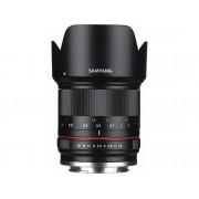 SAMYANG Objetivo SAMYANG 21mm F1.4 Ed As Umc Cs Fuji X (Encaje: Fujifilm X Mount - Apertura: f/1.4 - f/22)