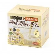 雑穀豆乳+カルシウム ベイズミックス 30包【QVC】40代・50代レディースファッション