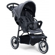 Beemoo Sport City Joggingwagen, Grey Melange
